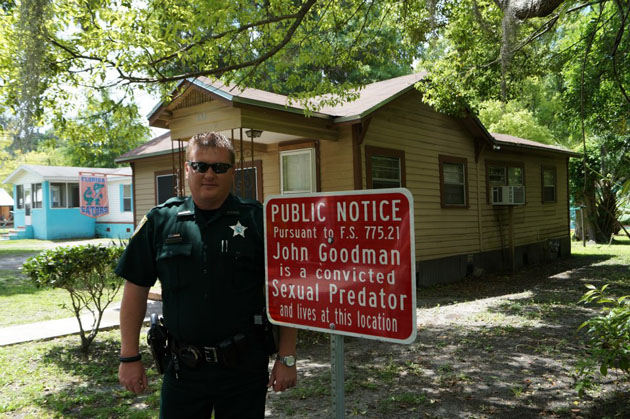 Convicted Sex Offender Signs