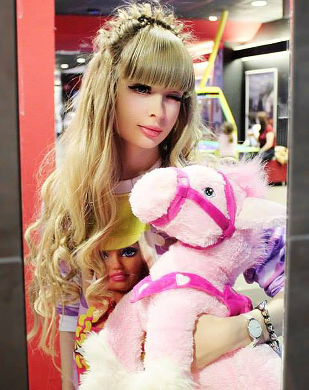 Angelica Kenova- Barbie Doll-