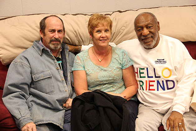Bill Cosby Meet & Greet