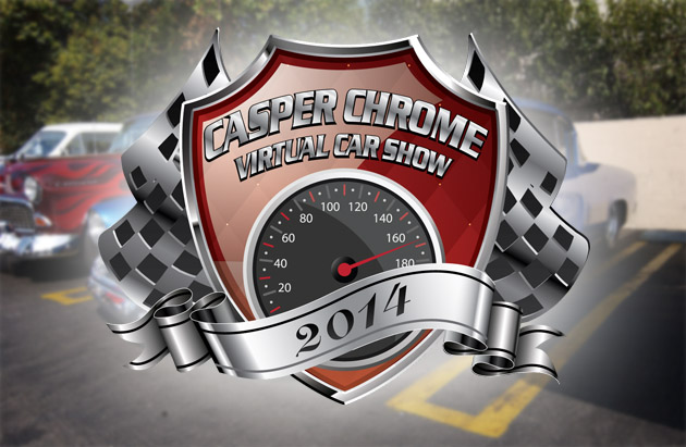 Casper Chrome Virtual Car Show 2014