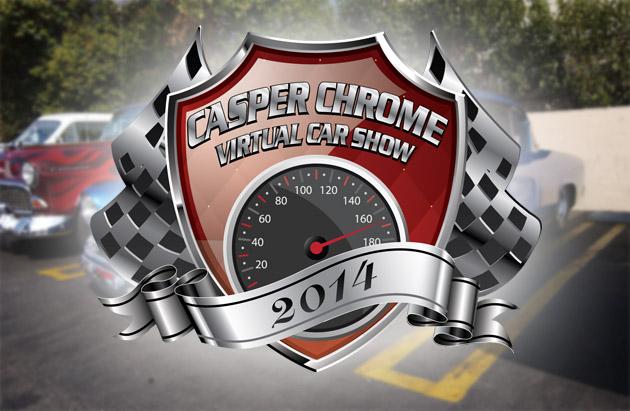 Casper Chrome Virtual Car Show 2014