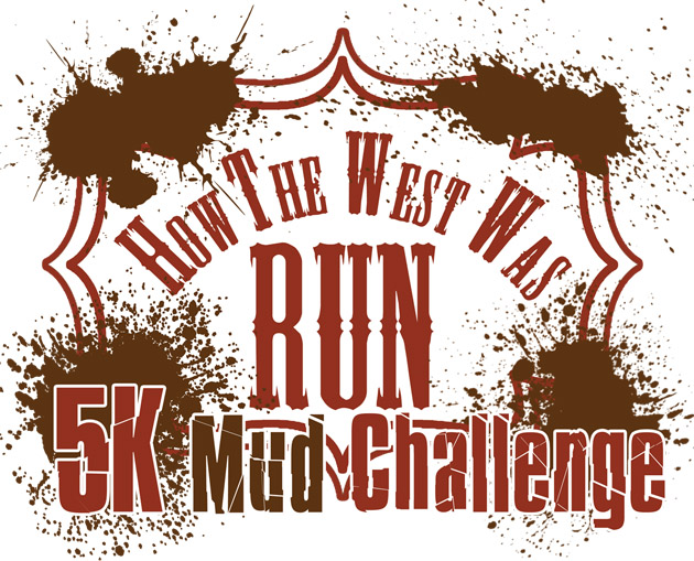 How the West Was Run 5K Mud Challenge