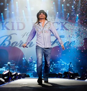 "Kid Rock ""Born Free"""