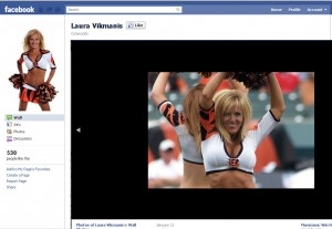 Laura Vikmanis Facebook