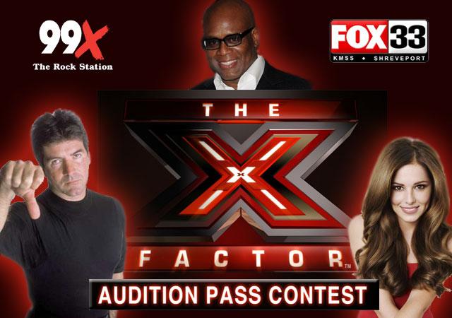 KTUX-X-Factor-Contest