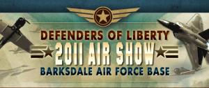 Barksdale Air Force Base 2011 Air Show