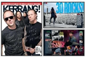 Kerrang! 30th Anniversary Special