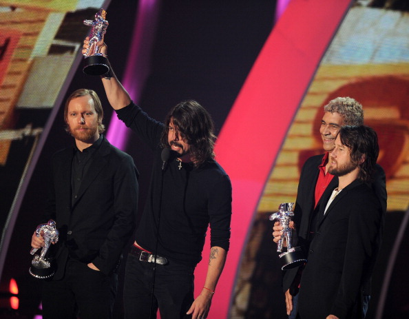 Foo Fighters 2011 MTV Video Music Awards