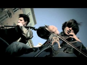 "2Cellos ""Welcome to the Jungle"""