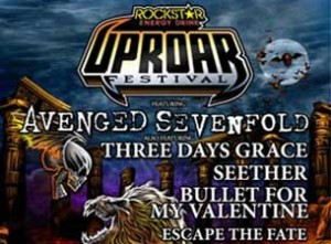 Uproar Fest