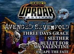 Uproar Fest