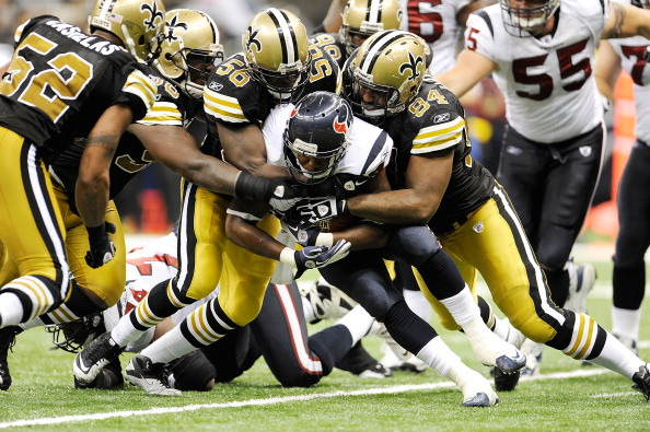 Saints - Texans