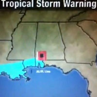 Tropical Storm Lee