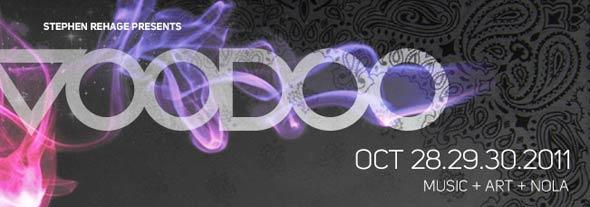 2011 Voodoo Music Experience