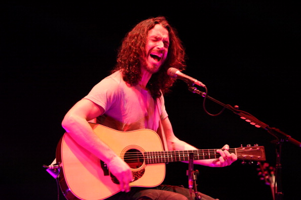 Chris Cornell Unplugged