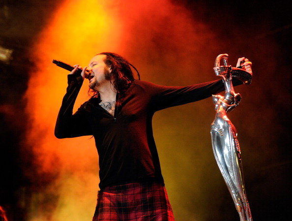 Jonathon Davis of KORN