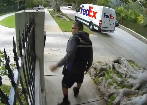 Botched FedEx Delivery