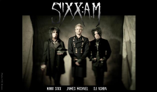 Sixx A.M.