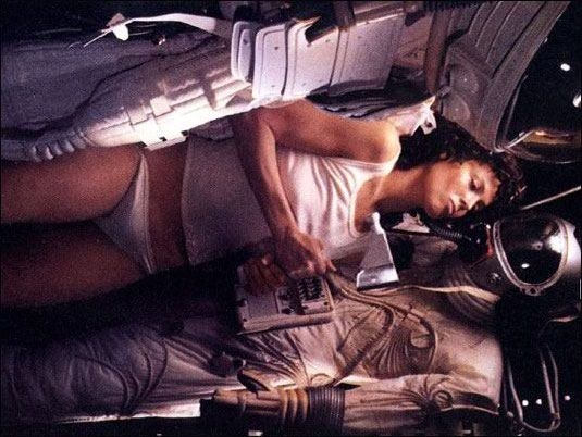 Sigorney Weaver - ALien