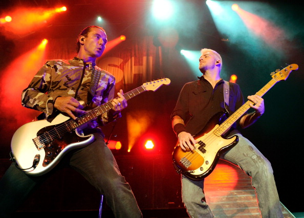 Bush Performing At The Joint At The Hard Rock Hotel & Casino