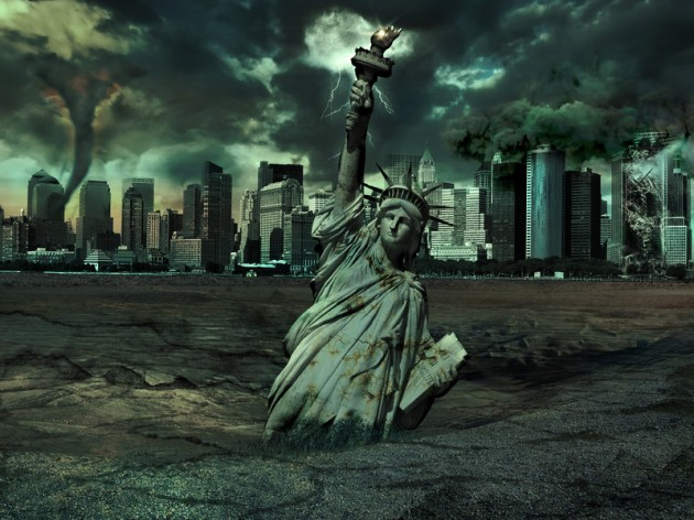 Post-Apocalyptic New York City