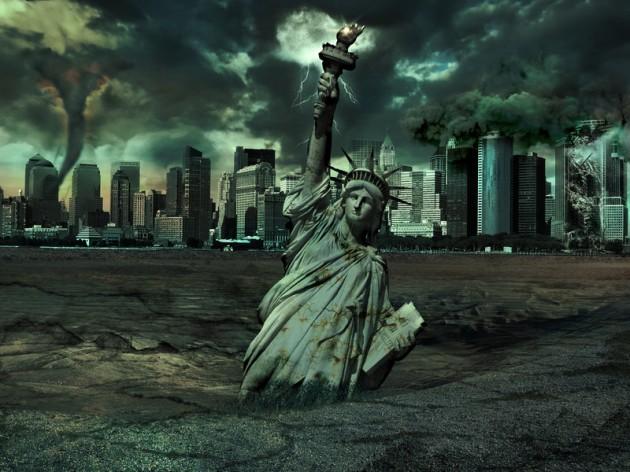 Post-Apocalyptic New York City