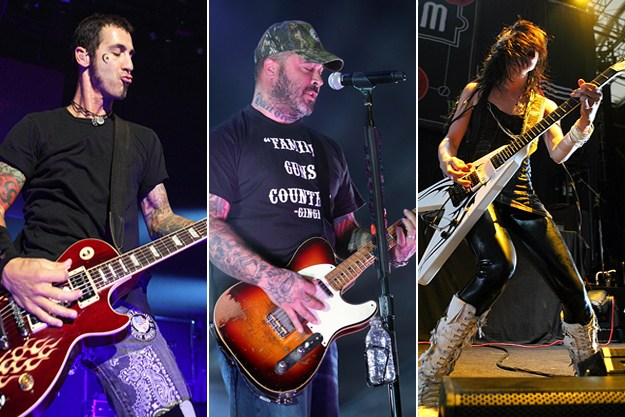Godsmack - Staind - Halestorm