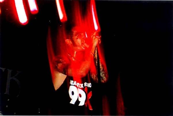 Godsmack at X Fest