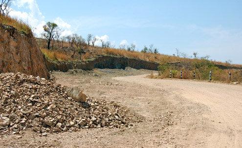 Ugandan Highway