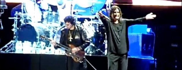 Black Sabbath at Download