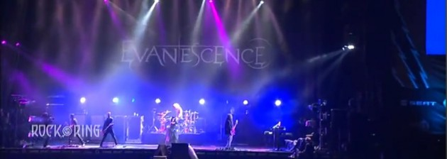 Evanescence Rock AM Ring 2012