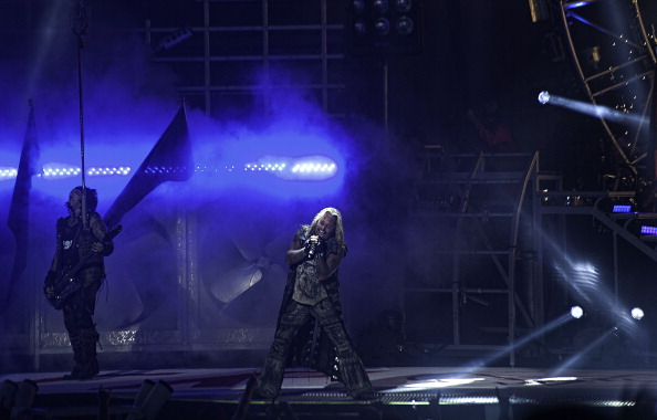 Motley Crue In Concert