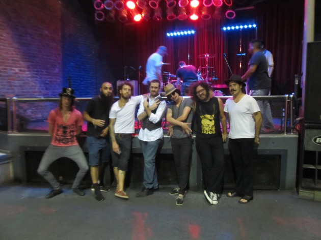 Foxy Shazam at the Warehouse