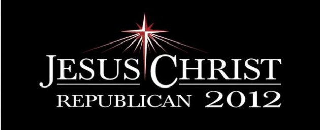 Republican Jesus in 2012