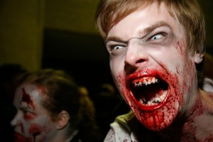 DHS says Zombies are coming!!