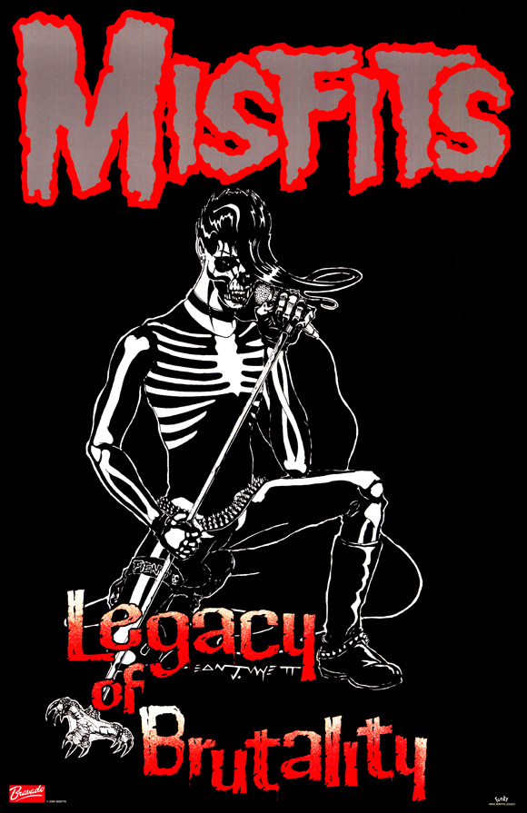 "Misfits ""Legacy of Brutality"""