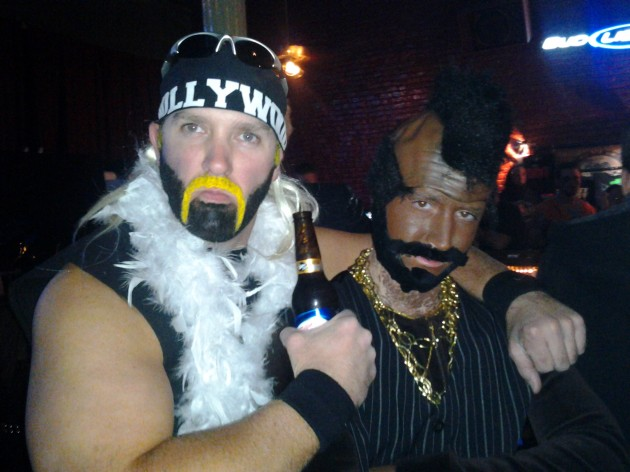 hulk hogan mr t costumes