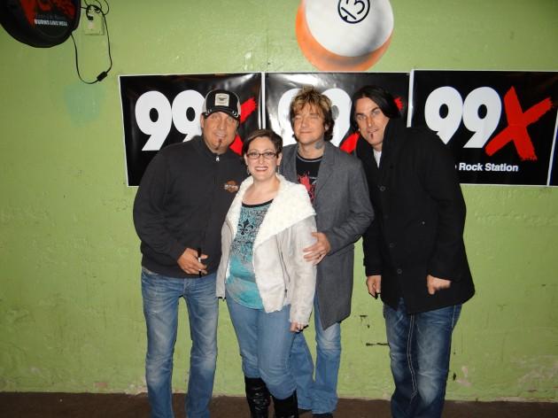 99X Winner with Jackyl