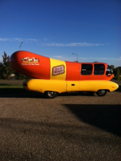 oscar meyer weiner mobile