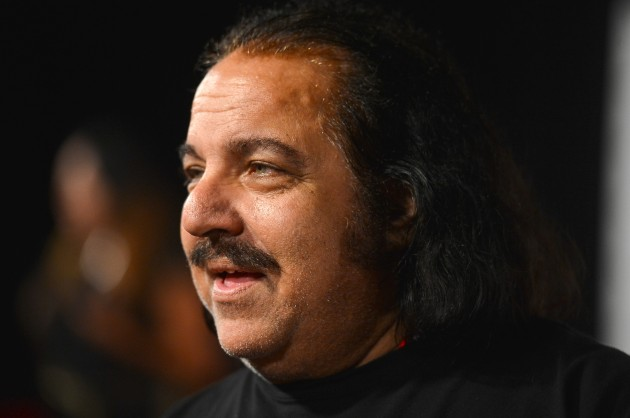 ron jeremy hospitalized