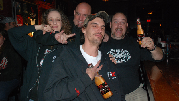 99X Loves Redd's