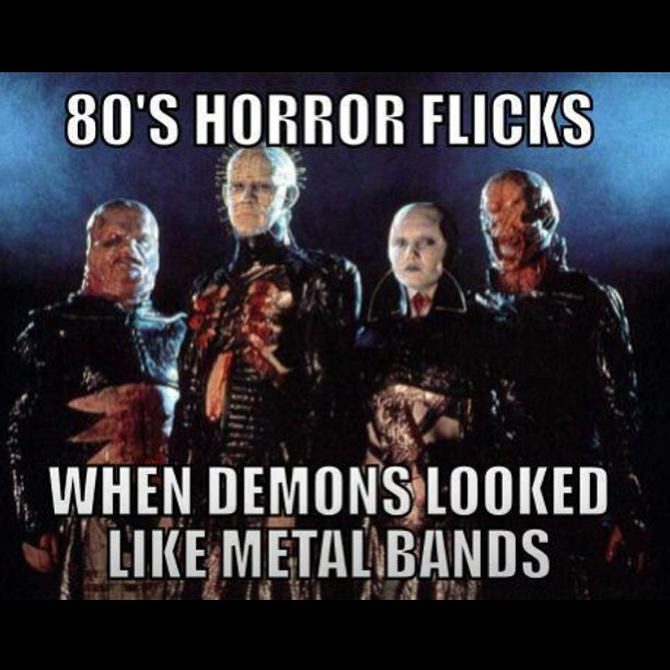 hellraiser metal
