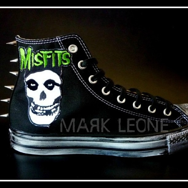 mark leone misfits converse