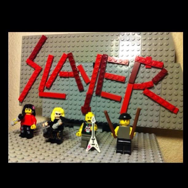 slayer lego