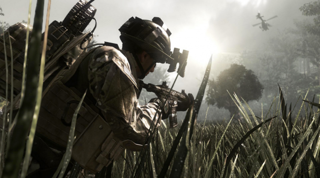 call of duty ghosts single player mode