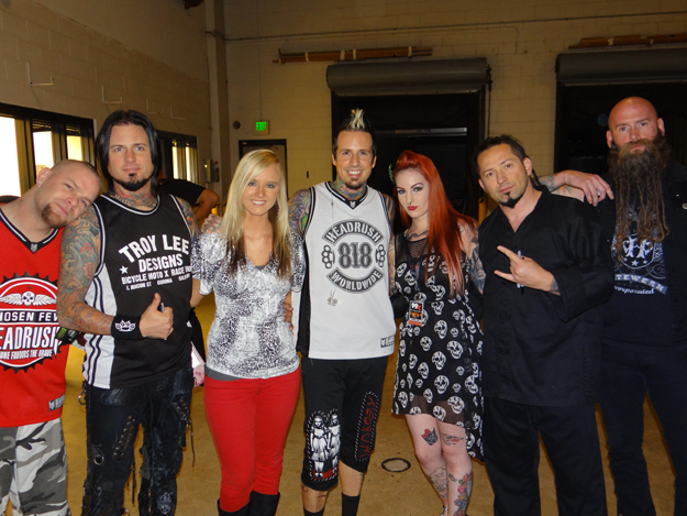 Five Finger Death Punch Meet & Greet