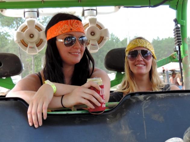 girls of mudstock