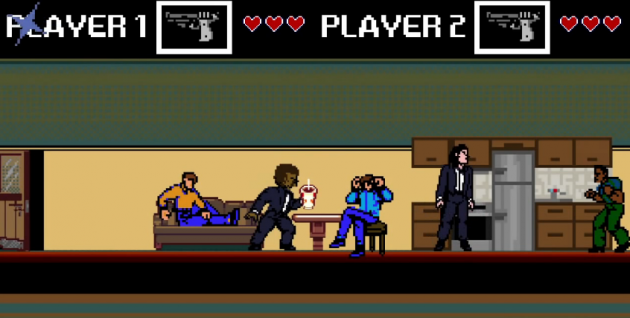 8 bit pulp fiction