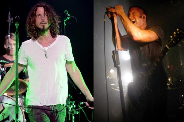 Chris Cornell & Trent Reznor
