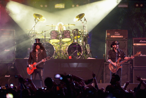 Motorhead with Slash